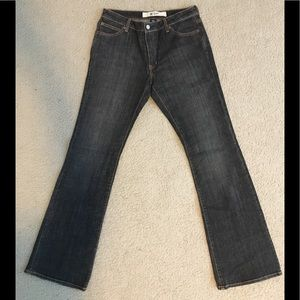 Gap Jeans, Flare Long Size 10L